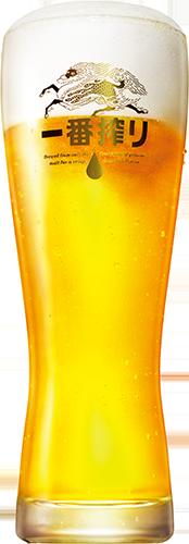 キリンビールグラス入りビール.PNG