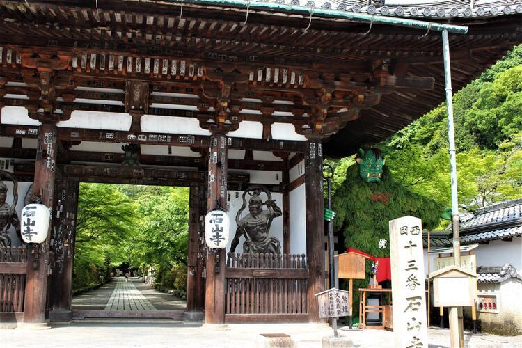 フォトライブラリ石山寺