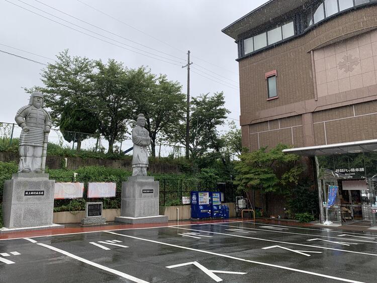 井筒八ッ橋追分店外観