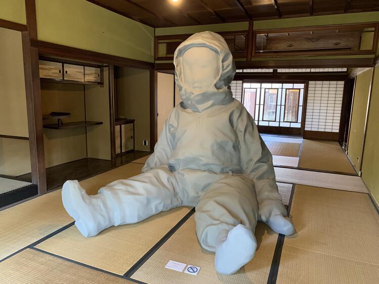 BIWAKOビエンナーレ カネ吉別邸/シャルロット・ユレンハマー作