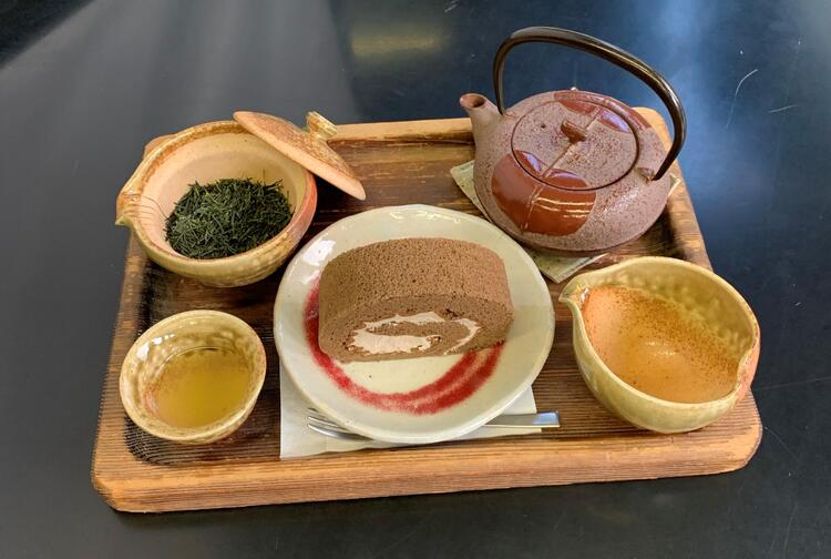 山本園お茶セット
