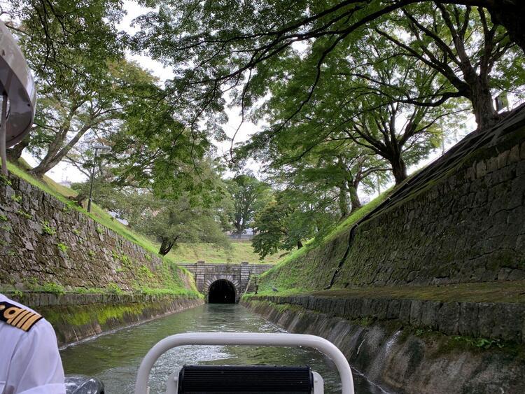 びわ湖疏水船 山科