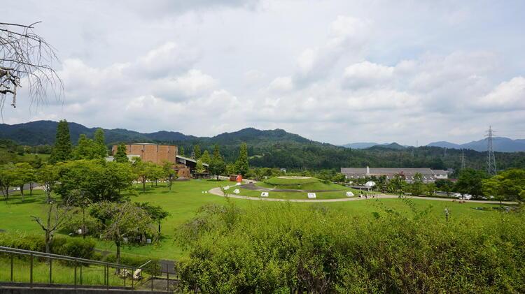 滋賀県立陶芸の森 文化公園