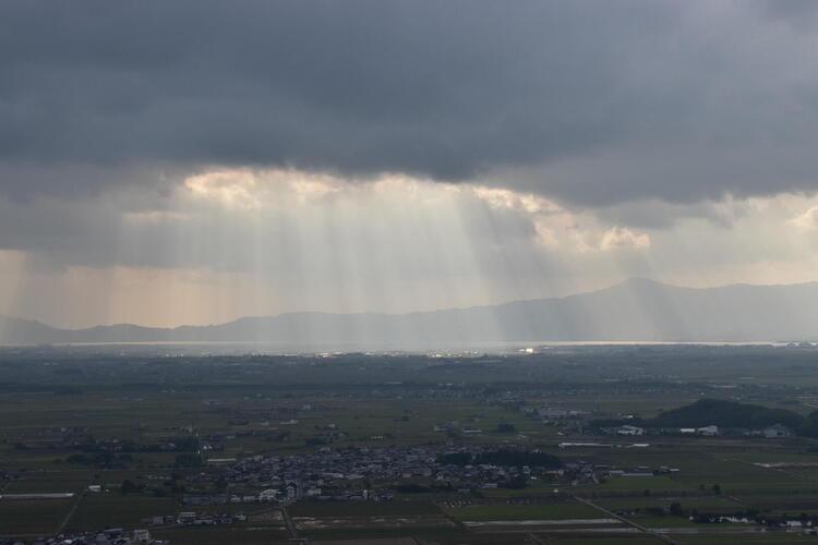 八幡山山頂1