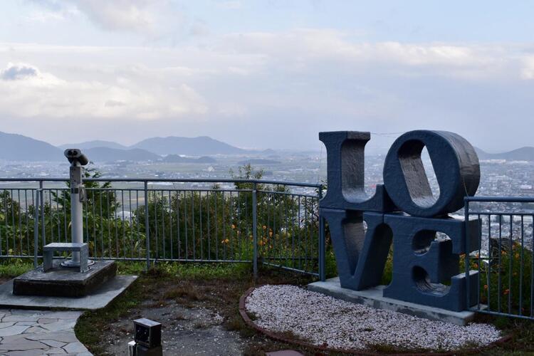 八幡山山頂4