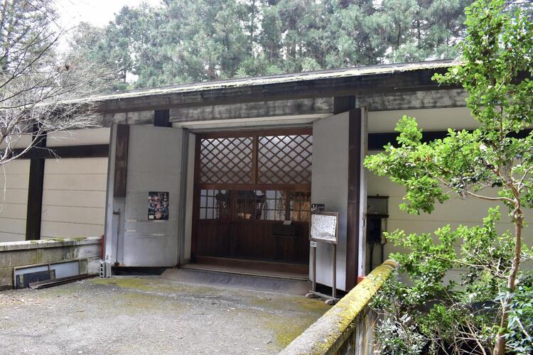 神輿収蔵庫1