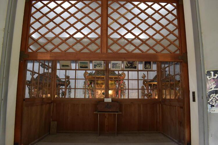 神輿収蔵庫2