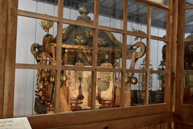 神輿収蔵庫3