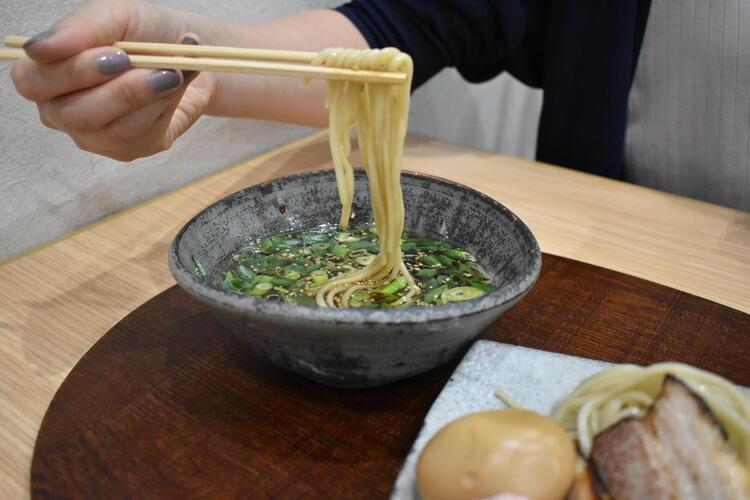 時雨製麺所 特製つけ麺2