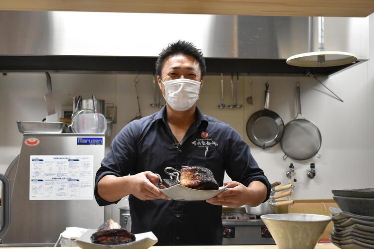 時雨製麺所 店主
