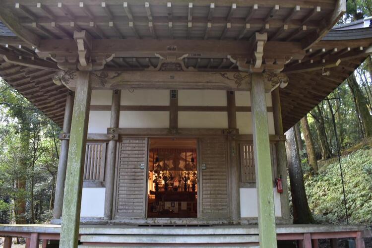 金勝寺十三参りの仏
