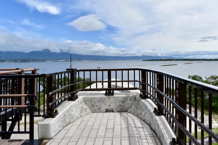 琵琶湖博物館樹冠トレイル