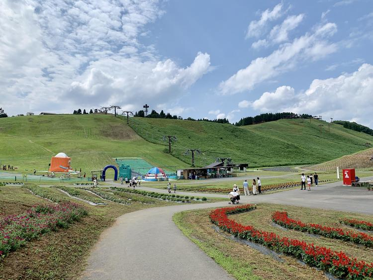 箱館山ロング