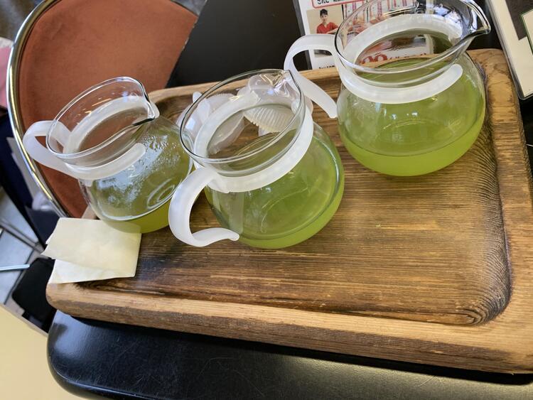 山本園お茶3種